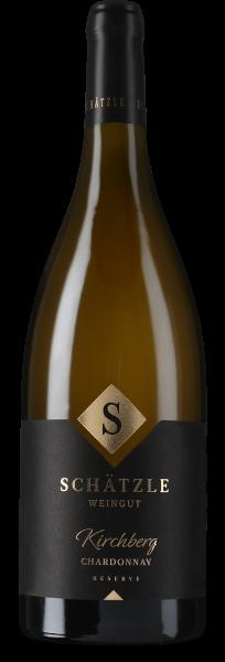 Kirchberg Chardonnay Reserve Schätzle trocken