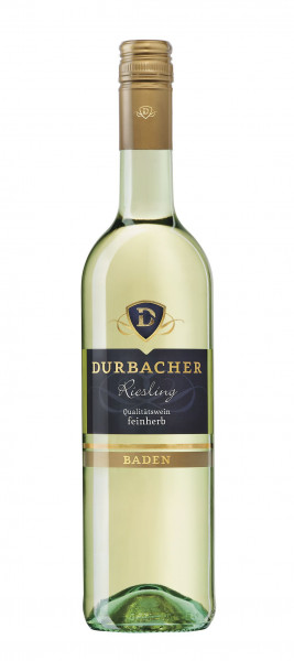 Durbacher Riesling feinherb QbA