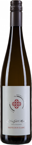 Halb & Halb Q.b.A halbtrocken Scheurebe 50% Sauvignon Blanc 50 %
