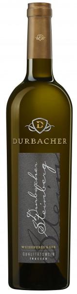 Durbacher Steinberg Weißburgunder trocken QbA