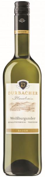 Durbacher Plauelrain Weißburgunder trocken QbA