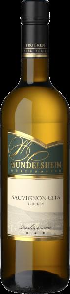 Mundelsheimer Sauvignon Cita trocken
