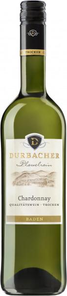 Chardonnay Durbacher Plauelrain trocken QbA