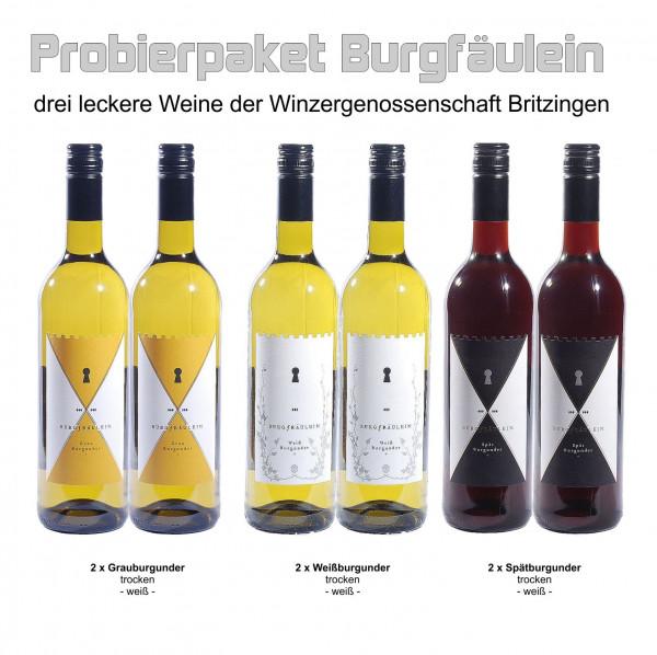 """Paket """"Burgfäulein"""""""