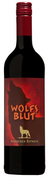 """""""Wolfsblut"""" Rotweincuvée lieblich"""