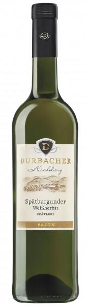 Spätburgunder Weißherbst Durbacher Kochberg Spätlese mild