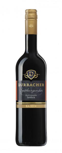 Durbacher Spätburgunder lieblich QbA