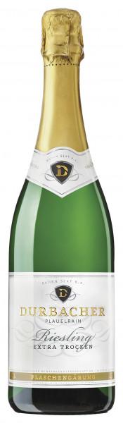 Durbacher Plauelrain Riesling extra trocken Flaschengärung