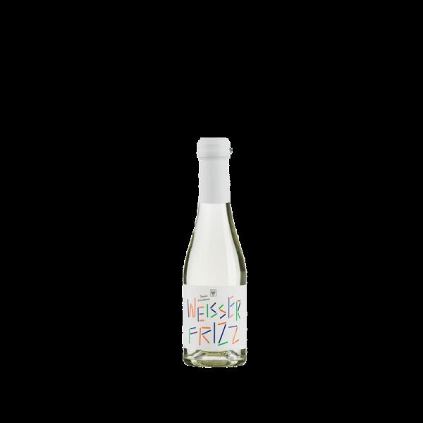 Weißer Frizz Secco trocken 0,2l