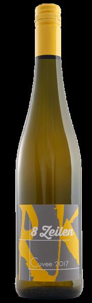 Cuvée Qualitätswein Seußlitzer Schloßweinberg halbtrocken