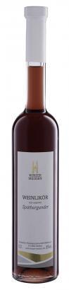 Weinlikör aus unserem Spätburgunder