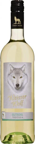 """Gutedel """"Weißer Wolf"""" trocken"""