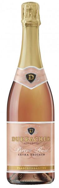 Durbacher Kochberg Pinot Rosé extra trocken Flaschengärung