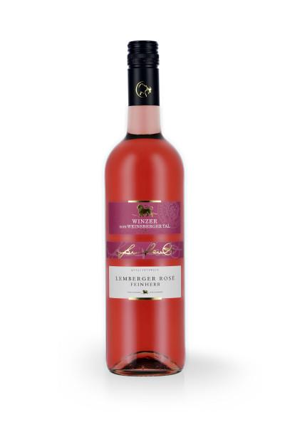 Lemberger Rosé feinherb QbA